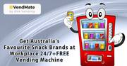 Expecting Australia's favourite snack brands at your workplace 24/7?