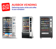 Ausbox Vending Machine for Sale