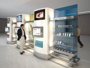 Get a major Upgrade : Buy Airport Vending Machine