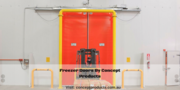 Superior High-Speed Doors & Freezer Doors