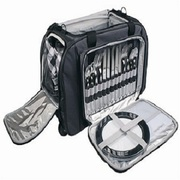 Promotional Advance Family Picnic Pack W/ Integrated Trolley Australia