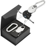Promote Your Brand With Personalised Multi Tool Torch Keyring