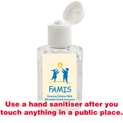 60ml Promotional Hand Sanitizer Gel | Vivid Promotions